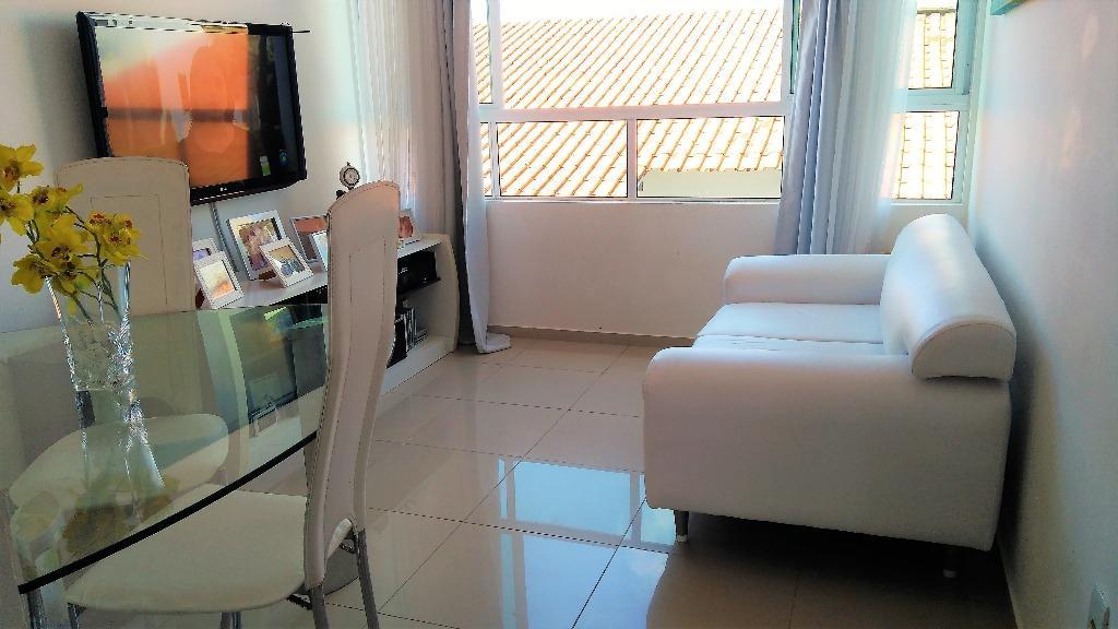 Apartamento residencial à venda, Intermares, Cabedelo
