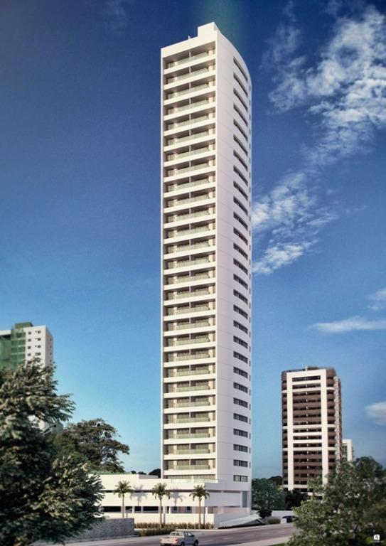 Cobertura residencial à venda, Manaíra, João Pessoa - CO0055.