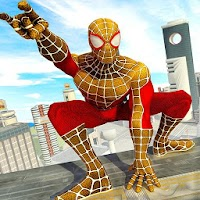 Flying Spider Hero City Rescue Mission For PC