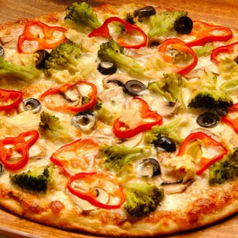 Super Tasty And Low Calorie Pizza For Dieters
