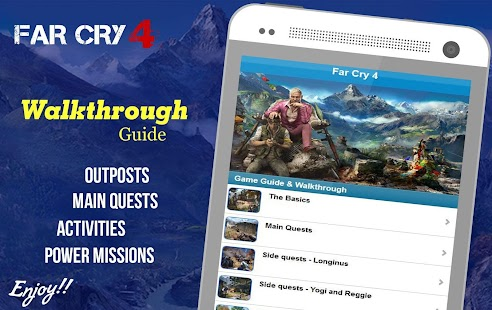 Guide for Far Cry 4 - screenshot
