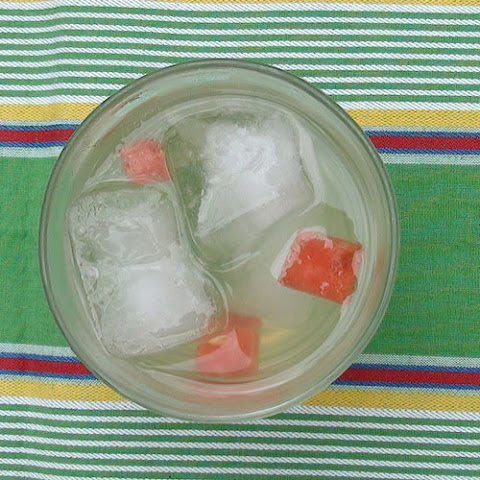 : Watermelon Vodka Aguas Frescas