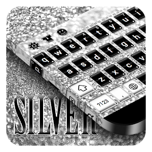 Silver Keyboard For PC