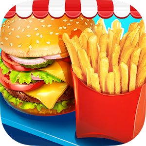 Street Food Stand Cooking Game For PC