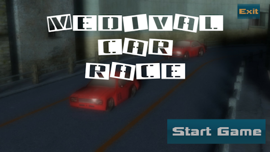 Medieval Car Race - screenshot