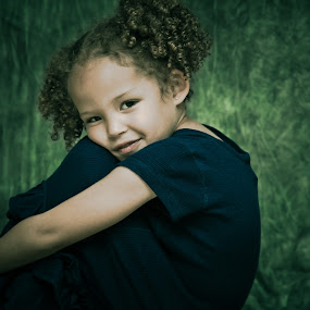 Green bean by Joseph Belcher - Babies & Children Children Candids ( girl, happy, kid )