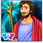 Moses - Kids Bible Story Book Icon