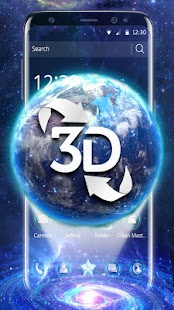 3D Earth Launcher for pc