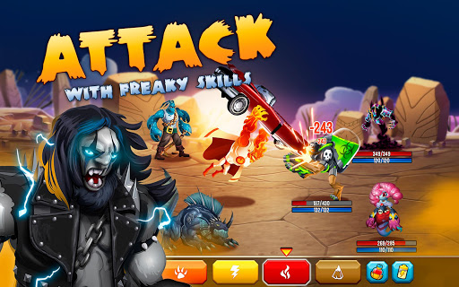 Monster Legends - RPG screenshot 14