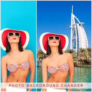 Photo Background Changer - screenshot