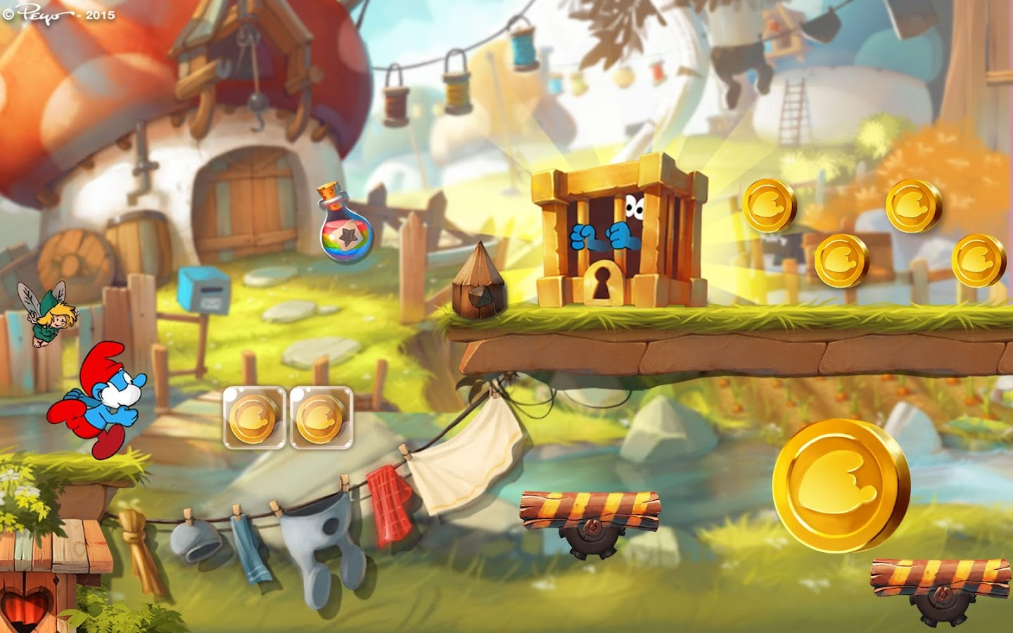 Smurfs Epic Run Screenshot 7