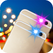 Download Color Flash Alert Pro CALL SMS APK on PC