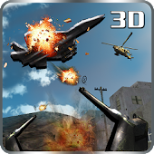 Game Anti Air Attack : Fighter Jet apk for kindle fire