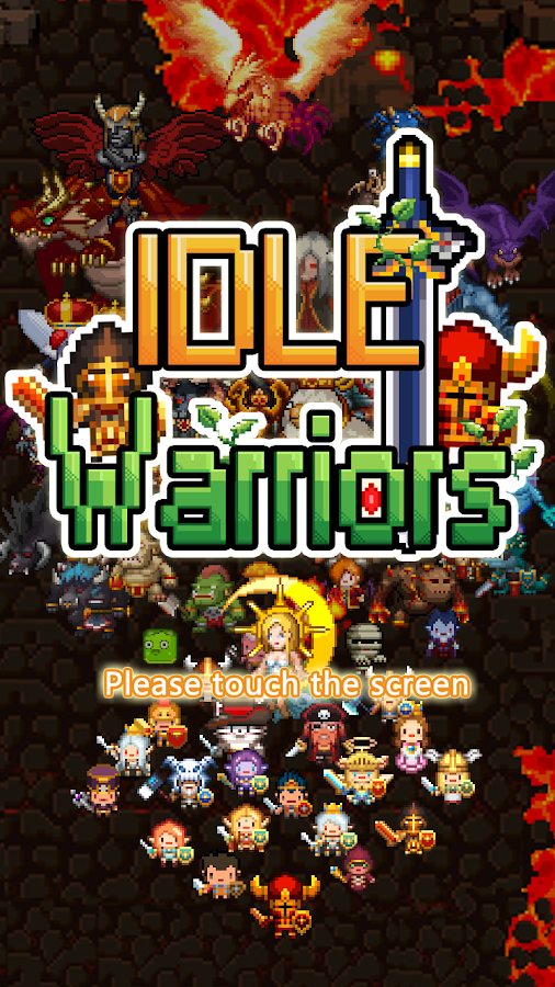 Idle Warriors Screenshot