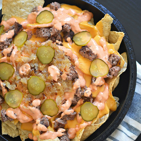 Make These Animal Style Nachos and Be Your Own Super Bowl Hero