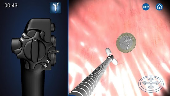 Endoscopy 3D screenshot for Android
