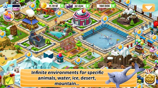 Download Full Zoo Evolution 1.2.0 APK