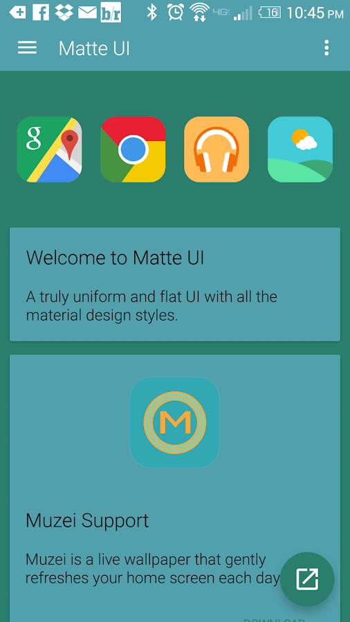Matte UI Icon Pack Screenshot 5