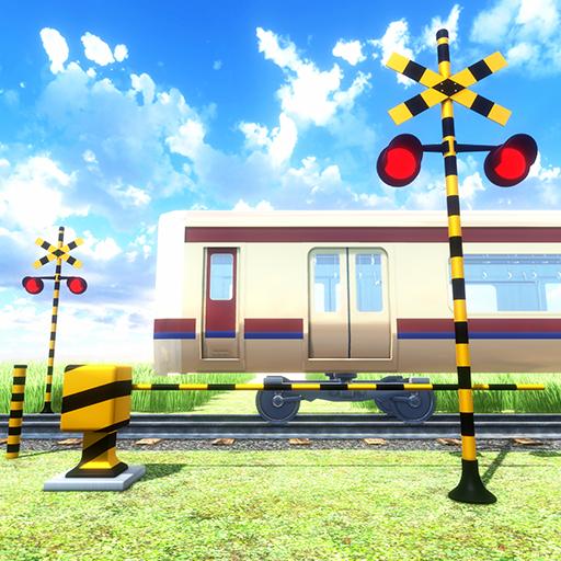 脱出ゲーム 電車のある道 (game)