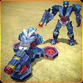 Fidget Spinner Robot Transform Game APK for Kindle Fire