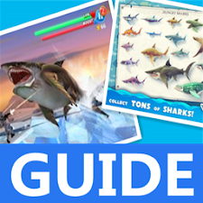 Guide For Hungry Shark World.
