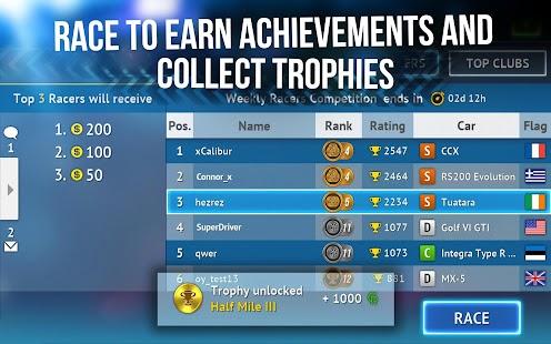 Game Drag Racing: Club Wars APK for Windows Phone