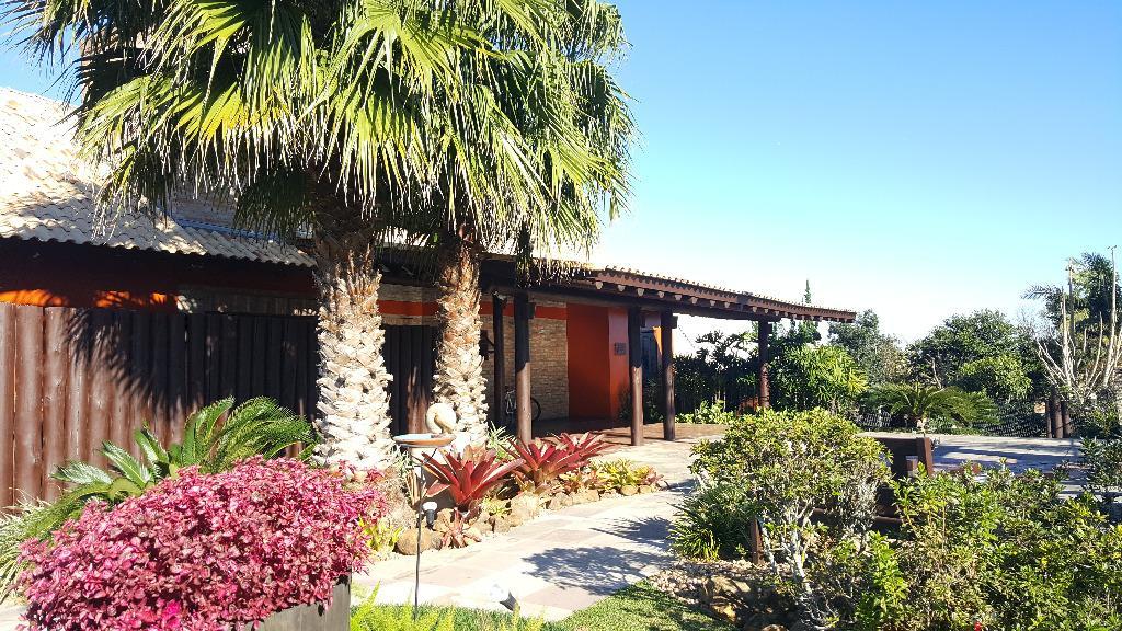 Casa 4 Dorm, Paragem dos Verdes Campos, Gravataí (CA1416) - Foto 2