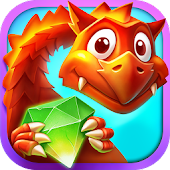 Gems and Dragons: Match 3 APK for iPhone