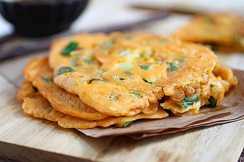 Pajeon (Korean Scallion Pancake) Recipe | Yummly