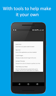 Material Design Tasker Plugin- screenshot thumbnail