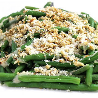 Skinny Green Beens, Caesar-Style