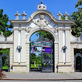 Festetics Palace - Keszthely,Hungary by Jerko Čačić - Buildings & Architecture Other Exteriors