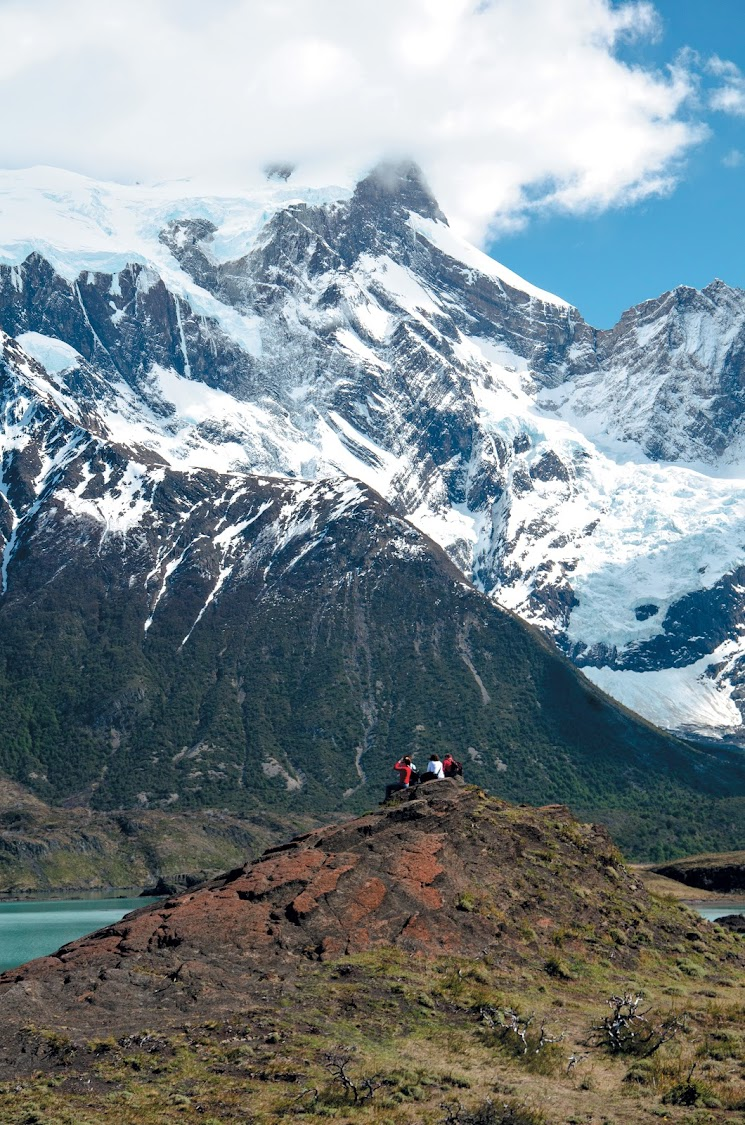 Hiking in Chile's Torres del Paine National Park