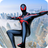 Strange Spider Hero Battle 3D Icon