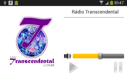Rádio Transcendental - screenshot