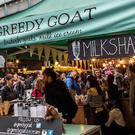 Borough Market by Andrew Moore - City,  Street & Park  Markets & Shops