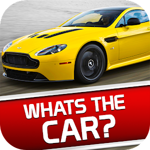 Whats the Car? Sports Quiz!