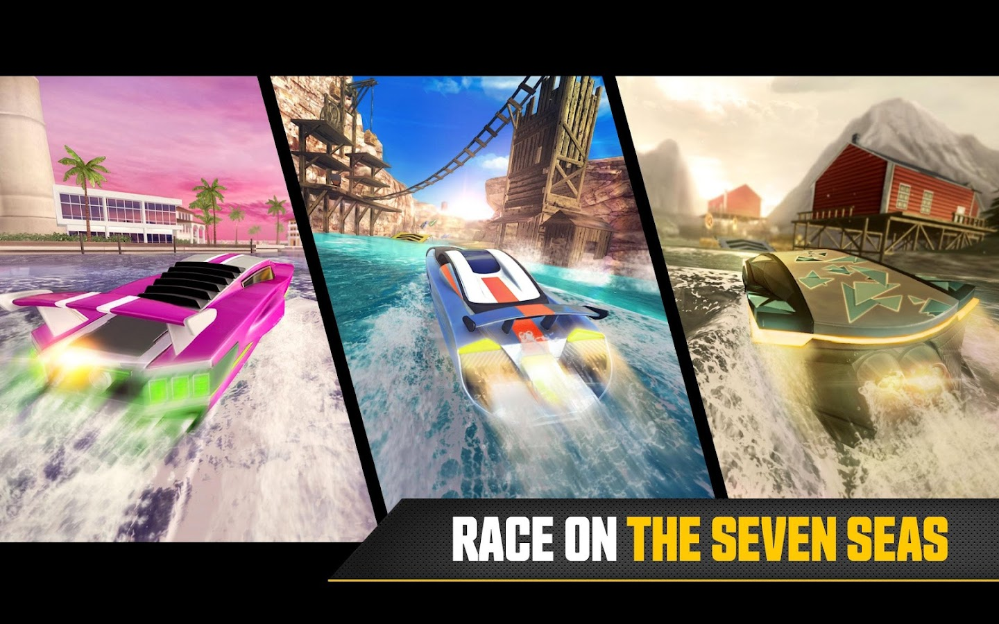 Driver Speedboat Paradise Screenshot 9