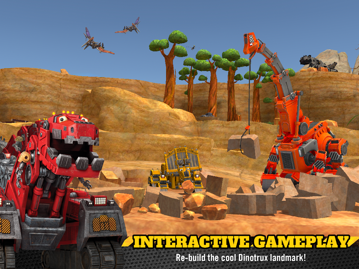 DINOTRUX Screenshot 6