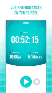 FREQUENCE Running entraînement, course GPS APK for Bluestacks