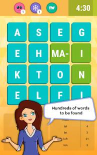 Wordathon: Boggle Word Game
