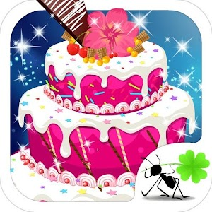 Design a Cake - Girls Games