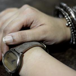 Beautiful Hands by Sudhakar Kumar - People Body Parts ( girl, hands, india, bangles, women )