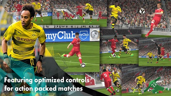 PES 2017 PRO EVOLUTION SOCCER Screenshot