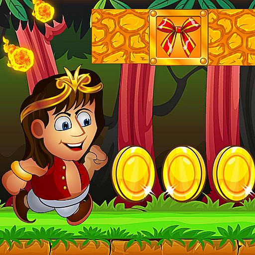 Jungle Castle Run X (game)