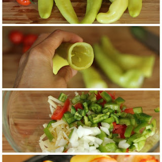 Cheese Stuffed Banana Peppers Recipes