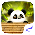 APK App Cute Panda Theme for BB, BlackBerry