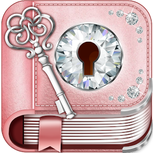 Cute Rose Gold Diary App For PC / Windows 7/8/10 / Mac – Free Download