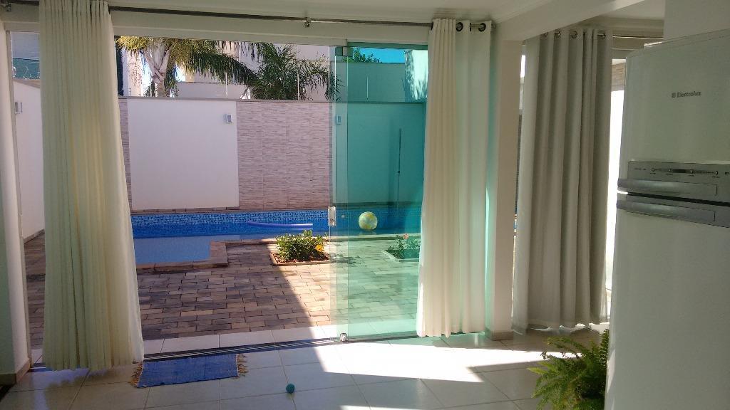 Casa residencial à venda, Itapema Sul, Uberlândia - CA0575.