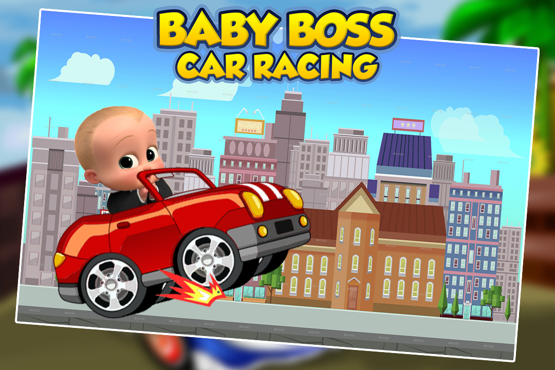 baby boss autorennen abenteuer android spiele download. Black Bedroom Furniture Sets. Home Design Ideas